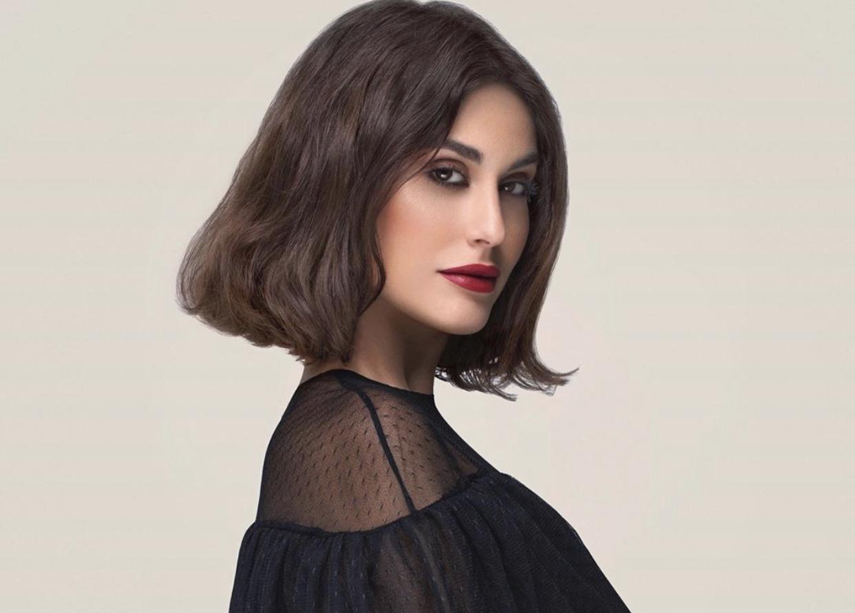 نحنا ستايل – عارضة الأزياء اللبنانية نور عريضة وتفوق واضح