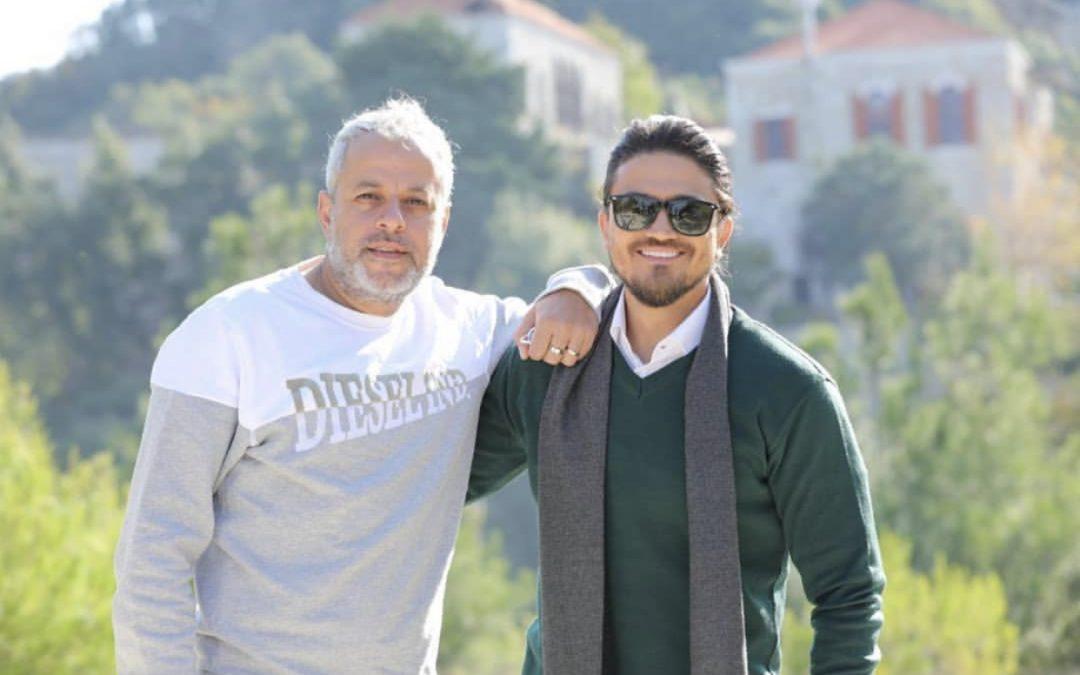متابعة نحنا – هيثم سعيد انتهى من تصوير أغنية رقم واحد مع فادي حداد