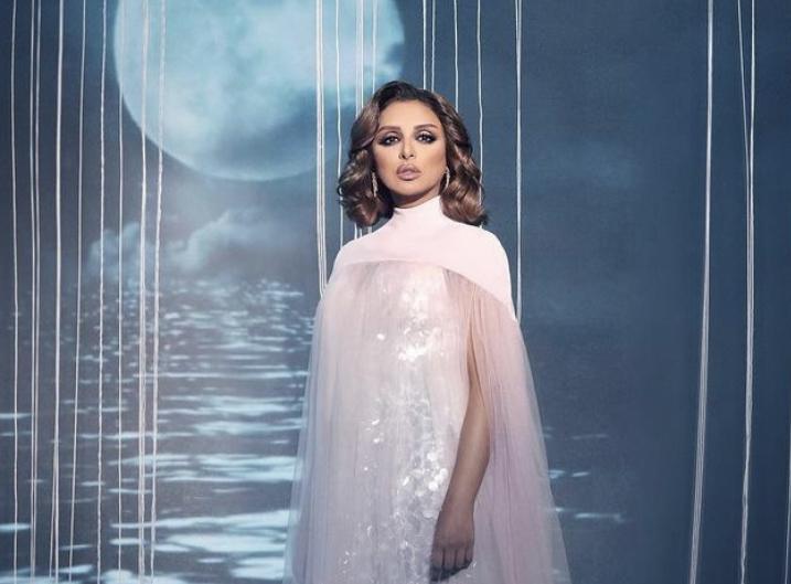 """متابعة نحنا – ماذا تقول أنغام عن تعاونها مع الشاعر عبدالرحمن بن مساعد بألبوم """"مزح""""؟"""