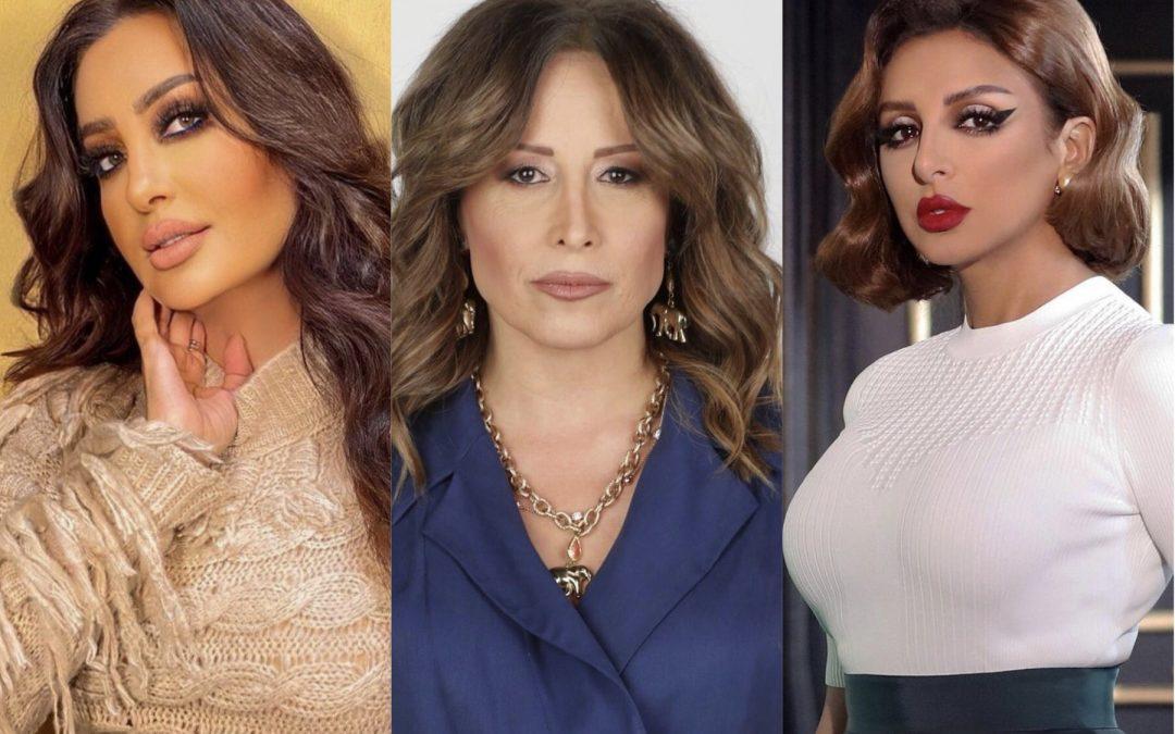 متابعة نحنا – أنغام معجبة جداً بالممثلة تقلا شمعون ولطيفة التونسية تتعهد!
