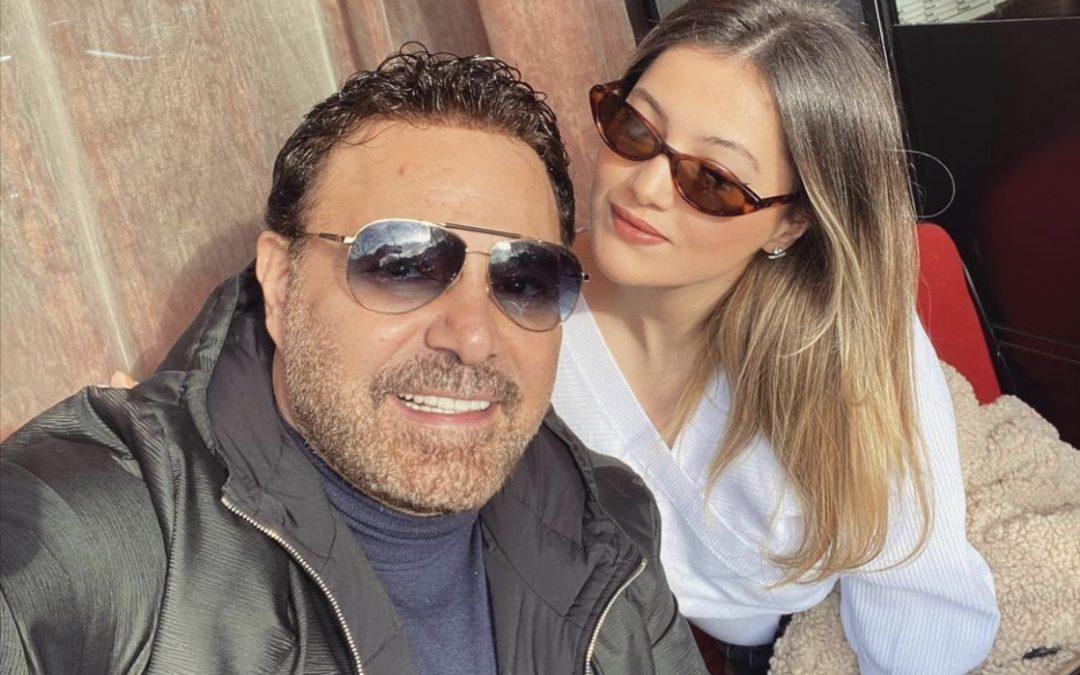 متابعة نحنا – بهذه الكلمات.. عايد عاصي الحلاني إبنته دانا